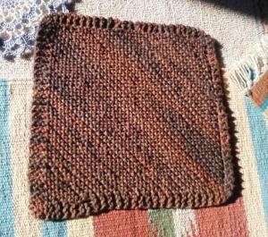Terra Firma Dishcloth