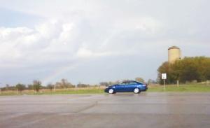 Rainbows and Silos