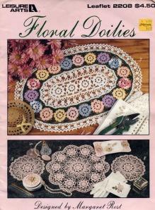 Floral Doilies :  Margaret Rost