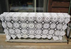 Pinwheel Tablecloth