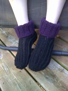 Ribby Slipper Socks, N's Picks