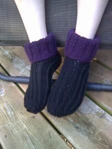Ribby Slipper Socks, N's Picks