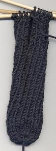 Tubular Ribby Slipper Sock, the long (and short?) of it