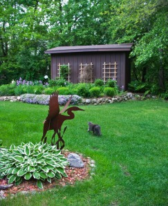 The Shed Garden and Yard Art