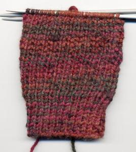Sunrise Socks, Wool-ease Autumn 233