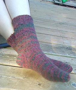 Sunrise Socks