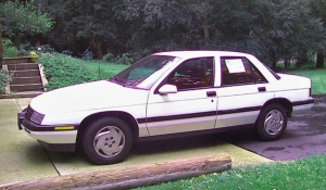 N's 1993 Chevy Corsica