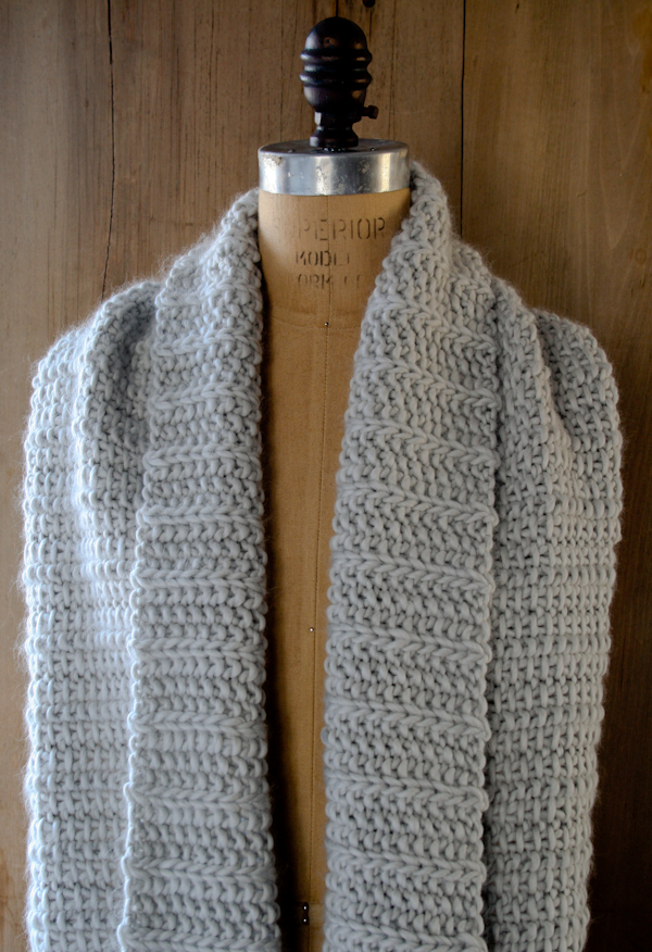 Free Knit Pattern Fluted Cowl The Purl Bee Stella S