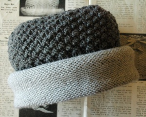 Downtown knitted hat